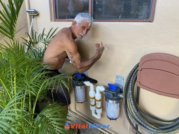 vitalwater home water purification systems customers
