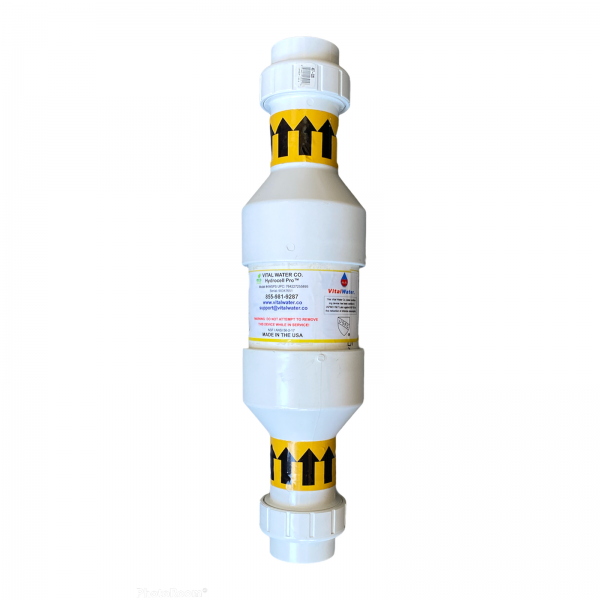 hydrocell pool sanitizer front view
