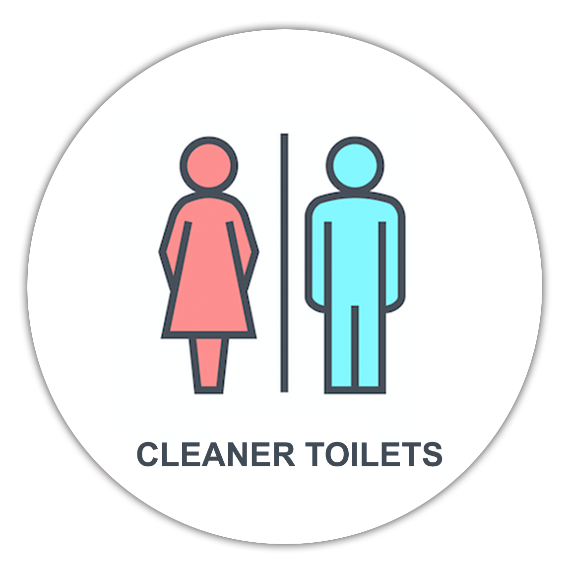 cleaner toilets with hydrocell pro water