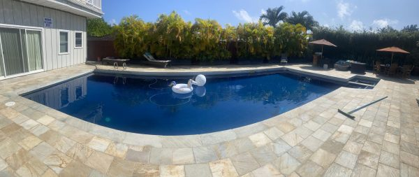 pool after hydrocell pro